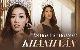 Tân Hoa hậu Khánh Vân lần đầu chia sẻ cảm xúc hậu đăng quang, thẳng thắn nói về việc thành bản sao của H'Hen Niê