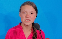 Nhà hoạt động vì môi trường 16 tuổi được chọn là 'Nhân vật của năm'