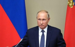 """Ông Putin lên án EU """"nói dối không biết xấu hổ"""" về hiệp ước trước Thế chiến II"""