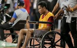 Evan Dimas chấn thương không nặng, báo Indonesia vẫn không buông tha: Văn Hậu cố tình 'giết' đồng nghiệp