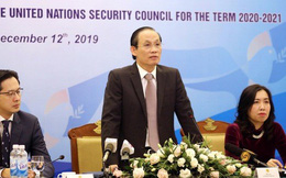 Việt Nam làm Chủ tịch Hội đồng Bảo an Liên Hiệp Quốc