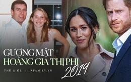 3 nhân vật hoàng gia thị phi nhất năm 2019 với những vụ bê bối gây xôn xao dư luận