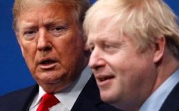 Tổng thống Trump nói chiến thắng của Thủ tướng Anh là điềm báo ông tái đắc cử