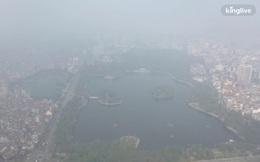 [VIDEO] Hà Nội ô nhiễm không khí mức kỷ lục, người dân hoang mang