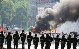 Có đến hơn 4.000 người tham gia diễn tập chống khủng bố ở sân bay và trung tâm TP HCM