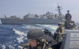 Biển Đông: Mỹ tổ chức 85 cuộc tập trận cùng đồng minh