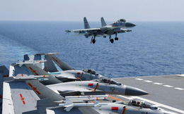 """Chiến đấu cơ Trung Quốc đổi chiến thuật, diễn tập """"kiểu mới"""" trên Biển Đông"""