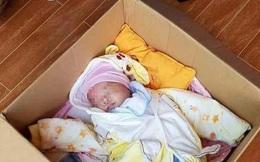 Nữ sinh bỏ rơi con trong chùa ở Thái Bình cùng tâm thư