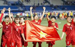 Tuyển bóng đá nữ Việt Nam nhận thưởng 22 tỷ đồng, sẵn sàng hướng tới vòng loại Olympic