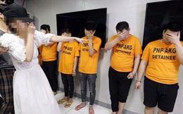 Cảnh sát Philippines giải cứu 3 con tin bị nhóm người Trung Quốc bắt cóc, hãm hiếp