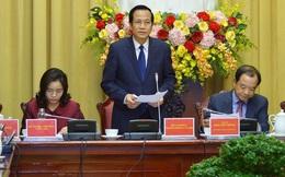 """Bộ trưởng Đào Ngọc Dung: """"Chuyển thẳng lương cho vợ kiểm soát càng tốt"""""""
