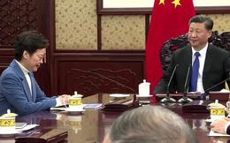 Ông Tập Cận Bình cam kết hỗ trợ lãnh đạo Hong Kong lúc 'khó khăn nhất'