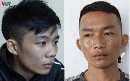Hai nghi phạm đâm chết người ra đầu thú