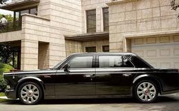 """""""Rolls-Royce của Trung Quốc"""" tiếp tục lộ diện: Giá gấp rưỡi Phantom nhưng không sang xịn bằng"""