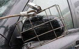 Những cách chống trộm gương ô tô bất đắc dĩ mới phải làm