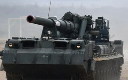 """Nga thử nghiệm pháo tự hành Malka, khẩu pháo """"khủng"""" nhất thế giới"""