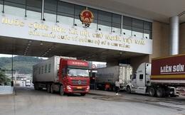 Cấm phương tiện qua lại cửa khẩu quốc tế Lào Cai-Hà Khẩu từ 1/1/2020