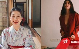 Nhan sắc ngày một lên hương vì thay đổi phong cách, Mẫn Tiên bất ngờ được báo Trung ví như 'cô vợ quốc dân' Aragaki Yui