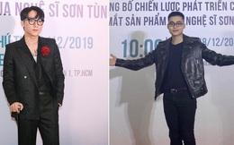 Em trai Sơn Tùng M-TP hút mọi ánh nhìn trong họp báo của anh trai với phong cách chững chạc và đôi chân dài miên man