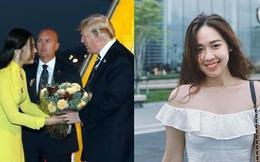 Đã 2 năm trôi qua, cô gái từng có vinh dự tặng hoa Tổng thống Donald Trump bây giờ ra sao?
