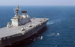 """Đưa quân đến eo biển Hormuz, Hàn Quốc """"miễn cưỡng chiều lòng"""" Mỹ trong cuộc đối đầu với Iran"""