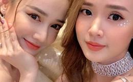 Midu và Nhã Phương hiếm hoi chung khung hình: 2 mỹ nhân 'Những thiên thần áo trắng' lột xác ngoạn mục sau 10 năm