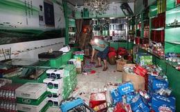 Nhiều người bị thương trong trận động đất tại Tứ Xuyên, Trung Quốc