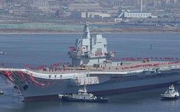 Trung Quốc biên chế tàu sân bay thứ hai