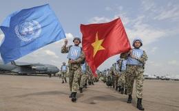 LHQ khen đóng góp của Việt Nam trong nỗ lực gìn giữ hòa bình
