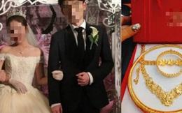 """Đêm tân hôn mẹ chồng gõ cửa đòi giữ vàng cưới, nàng dâu tỉnh bơ đáp: """"Đồ giả hết mà mẹ"""" song sự thật phía sau mới cười ra nước mắt"""