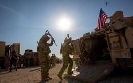 Quân Mỹ quay lại căn cứ bỏ hoang tại Syria