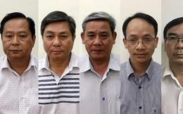 Di lý nguyên Phó Chủ tịch Nguyễn Hữu Tín vào TPHCM để xét xử
