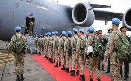 Tham gia lực lượng gìn giữ hòa bình khẳng định vị thế Việt Nam