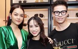 Ái nữ nhà đại gia Minh Nhựa đọ nhan sắc bầu bí với mẹ 2 con Phạm Quỳnh Anh, hội chị em trầm trồ vì quá quyến rũ