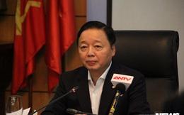 Bộ trưởng Trần Hồng Hà: Quét rác cũng làm phát tán nguồn thải ô nhiễm