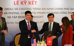 Microsoft cho phép Chính phủ Việt Nam đọc mã nguồn Windows, Office