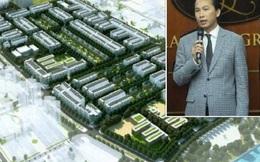 Hòa Bình chính thức giao dự án BĐS nghìn tỷ cho công ty của đại gia Lê Văn Vọng