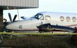 Thiếu nữ 17 tuổi ăn trộm máy bay rồi tự lái đâm đầu vào tường