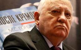 Cựu Tổng thống Liên Xô Gorbachev nhập viện