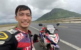 Đề nghị xử lý thanh niên khoe 'chiến tích' đi xe máy 20 tiếng từ TPHCM ra Hà Nội