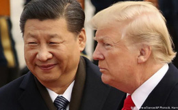 Điện đàm, ông Tập nhắc ông Trump không can thiệp nội bộ Trung Quốc
