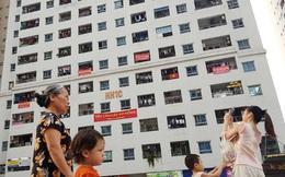 Sổ hồng chung cư, món nợ… đòi chán phải bỏ