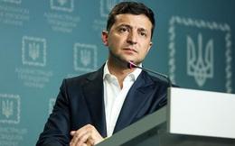 Tổng thống Zelensky đứng đầu xếp hạng những người ảnh hưởng nhất Ukraine