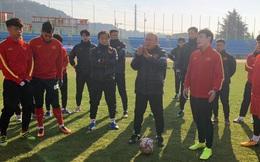 U23 Việt Nam thắng đội hạng 3 Hàn Quốc, fan nhầm tưởng Quang Hải ghi bàn vì chiêu của thầy Park