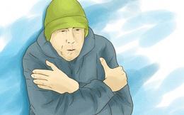 Xử trí khi bị hạ thân nhiệt đột ngột