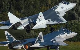Su-57 của Nga phô diễn sức mạnh trong cuộc thử nghiệm ở Syria