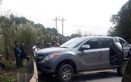 NÓNG: Công an, biên phòng đang truy bắt 2 kẻ chở 200kg ma túy vứt xe bỏ trốn