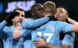 Mahrez gieo sầu cho đội bóng cũ, Man City thắng ngược Leicester