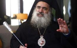 Tổng giám mục Palestine bị đầu độc ở Jerusalem