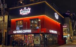 King Coffee của bà Lê Hoàng Diệp Thảo khai trương cửa hàng đầu tiên tại Hàn Quốc